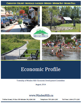 Economic Profile Cover