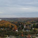 view from Panorama Park in Minden